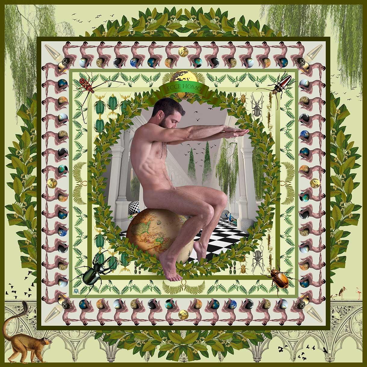Ecce Homo by F. Bayona